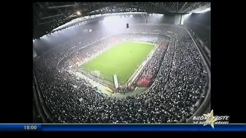 Серия А 1999-00. 3 тур. Интер - Парма.