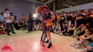 Abdel y Lety Bachata Workshop I Istanbul Dance Festival 2021