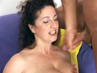 Romina Loy - Trombami, figlio mio! [Anal, Big Tits, Blowjob, Cumshot,Italian, Mature, MILF, Sex]