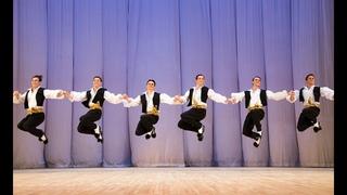 """Сиртаки. Сюита греческих танцев """"Сиртаки"""". Балет Игоря Моисеева."""
