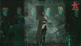 "Хор Валаамского монастыря и Антон Авдеев – ""Баллада о солдате"""