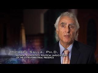 Майкл Салла. Секретные встречи возле Юпитера, решают будущее нашей Солнечной системы.