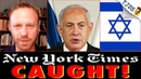 CAUGHT NY Times Deceptively Editing Out Truth About Israel