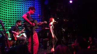Cristin Milioti - Skinny Love (Bon Iver cover at Joe's Pub in NYC, July 12, 2015)