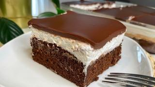 Fantastic Chocolate Cake PERFECT RECIPE! #asmr #134