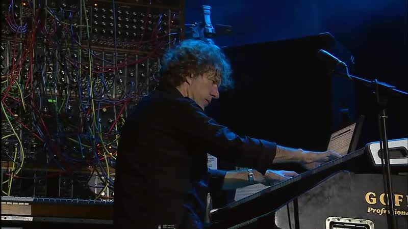 Keith Emerson Band Moscow Tarkus 2008