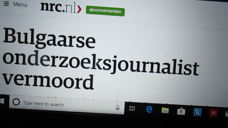 Kajsa Ollongren en de EU death squads voor journalisten