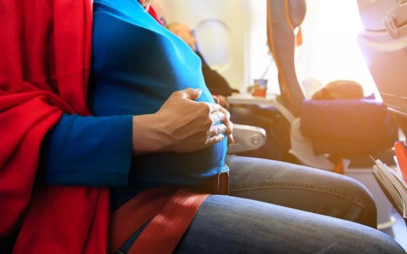 Путешествуем во время беременности