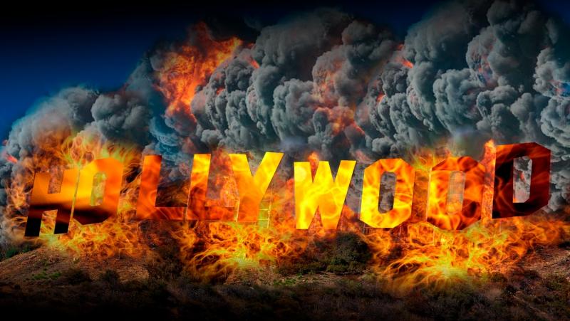Бунт бездомных на голливудских холмах ТРЕЙЛЕР