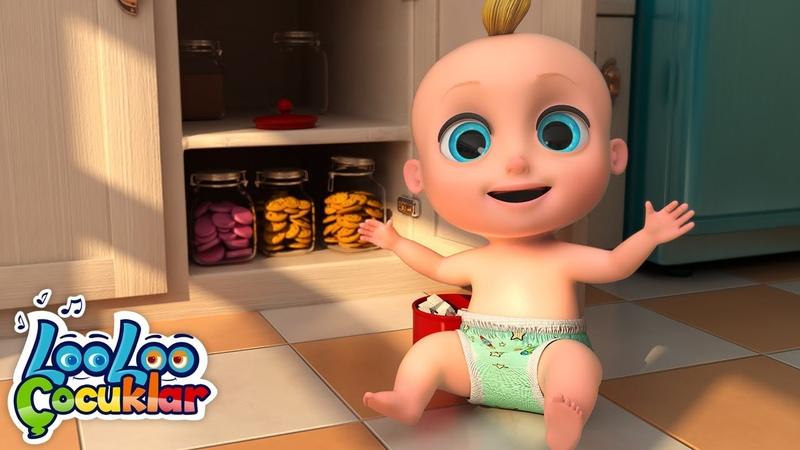 Çizgi film Bebek videoları Johny Johny Yes Papa çocuklar için şaarkılar