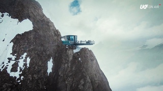 Camo & Krooked & Mefjus (DJ Set), Live From A Glacier - UKF On Air