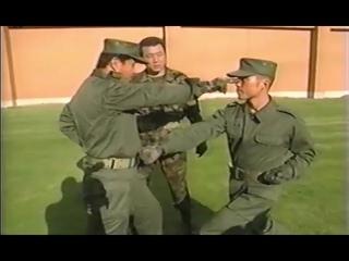 Каратэ в силах самообороны Японии - 1 часть (Karate in the forces of self-defense of Japan)
