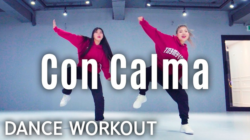 [Dance Workout] Daddy Yankee Snow - Con Calma | MYLEE Cardio Dance Workout, Dance Fitness