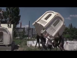 Возведение православного храма из пенопласта 🤍❤️🤍💪