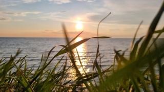 КРЫМ - СУДАК ( Пустая набережная ) Шторм, Море, Пляж, 2021