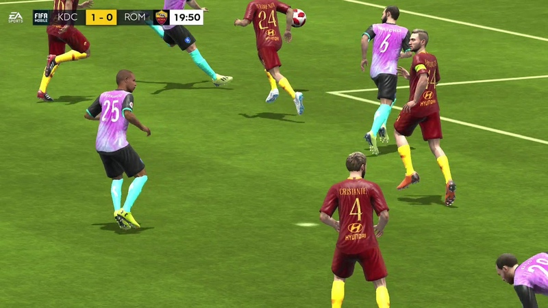 FIFA 19 MOBILE OFFICIAL Review-Gameplay-Walkthrough-Part 137