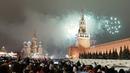 ‼Новогодний салют в Москве 2021 Красная площадь Салют Москва 2021 Фейерверк в Москве 2021 год
