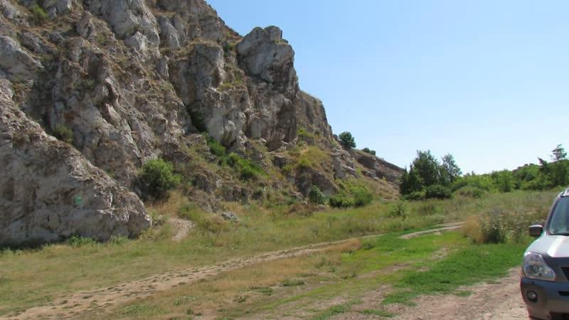 Юрактау, южная сторона