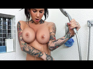 Joanna Angel - Getting Joanna Out Of The Shower [1080p, Porn, MILF, Sex, POV, Blowjob, Anal, Tattooed] - Brazzers