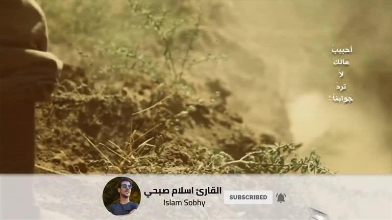 انشودة مالي وقفت على القبور بصوت اسلام صبحي مؤثرة