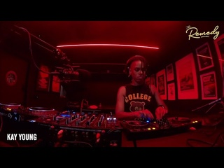 Kay Young (The Remedy Project Live Stream)