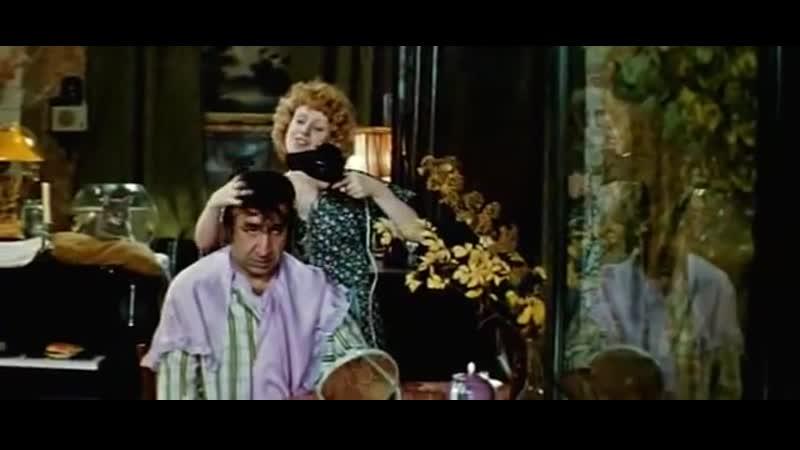 Суета сует комедия реж Алла Сурикова 1979 г