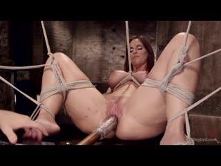 Syren de Mer hogtied bondage bdsm spank spanking slave milf master