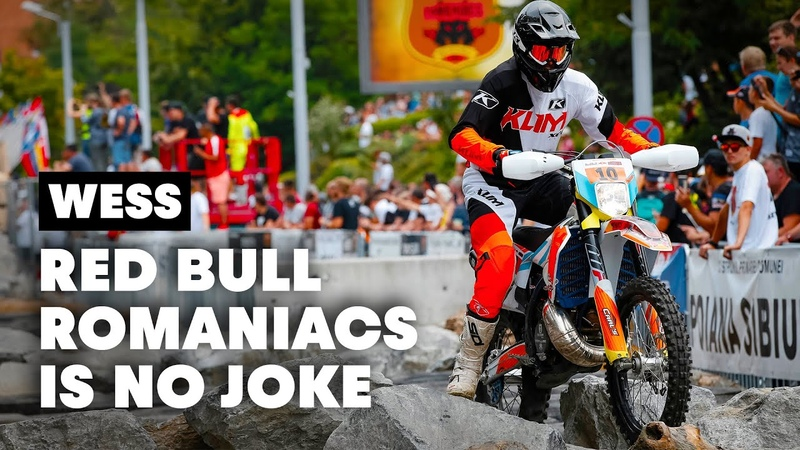 Red Bull Romaniacs Amateur Versus Professional Rider | WESS Diaries 5
