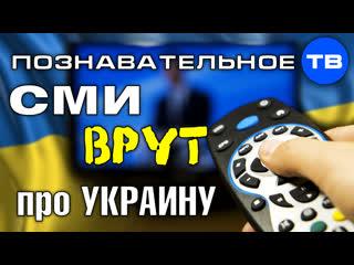 Как российские СМИ врут про Украину (Познавательное ТВ, Елена Гоголь)