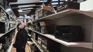 Снова в раю винтажной аудиотехники! Магазин VintageTech, обзор второй, и не последний!)