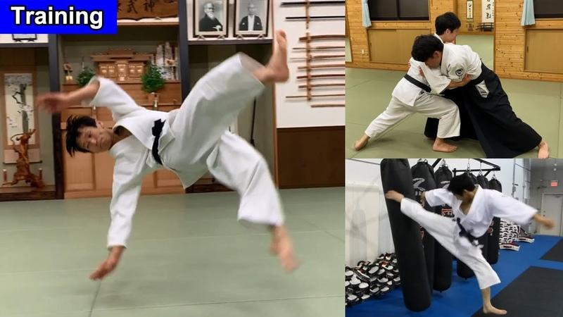 Amazing Training RYUJI SHIRAKAWA