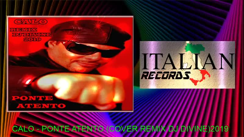 CALO PONTE ATENTO REMIX DJ DIVINE 2019
