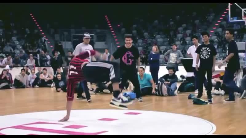 Xtreme break dance