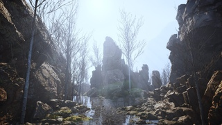 Dragon Age Inquisition in Unreal Engine 5 - The Crow Fens - A UE5 Cinematic