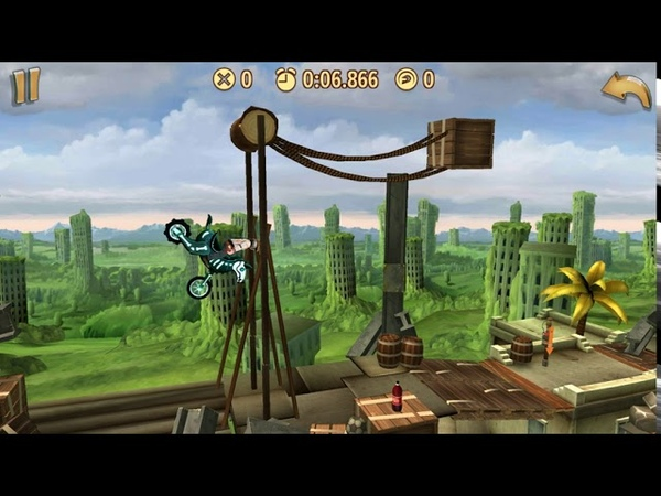 Trials Frontier WRs - Pike Alley Crazy (15.626) by Somnic (iOS)