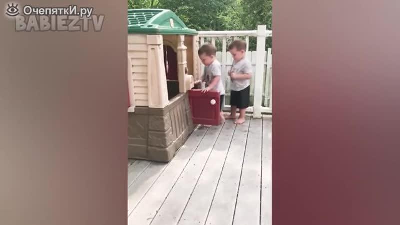 Приколы с близнецами и двойняшками