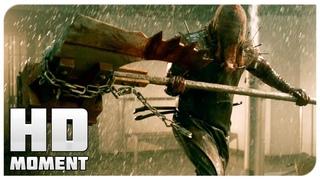 Битва с палачом - Обитель зла 4: Жизнь после смерти 3D (2010) - Момент из фильма