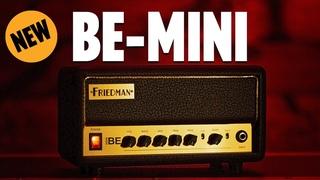 Friedman's New BE Mini - Tiny Size, Maximum Punch!