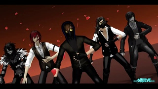 MMD Creepypasta - Where Have You Been - Toby, Nathan, Jason, Pupeeter and Laughing Jack