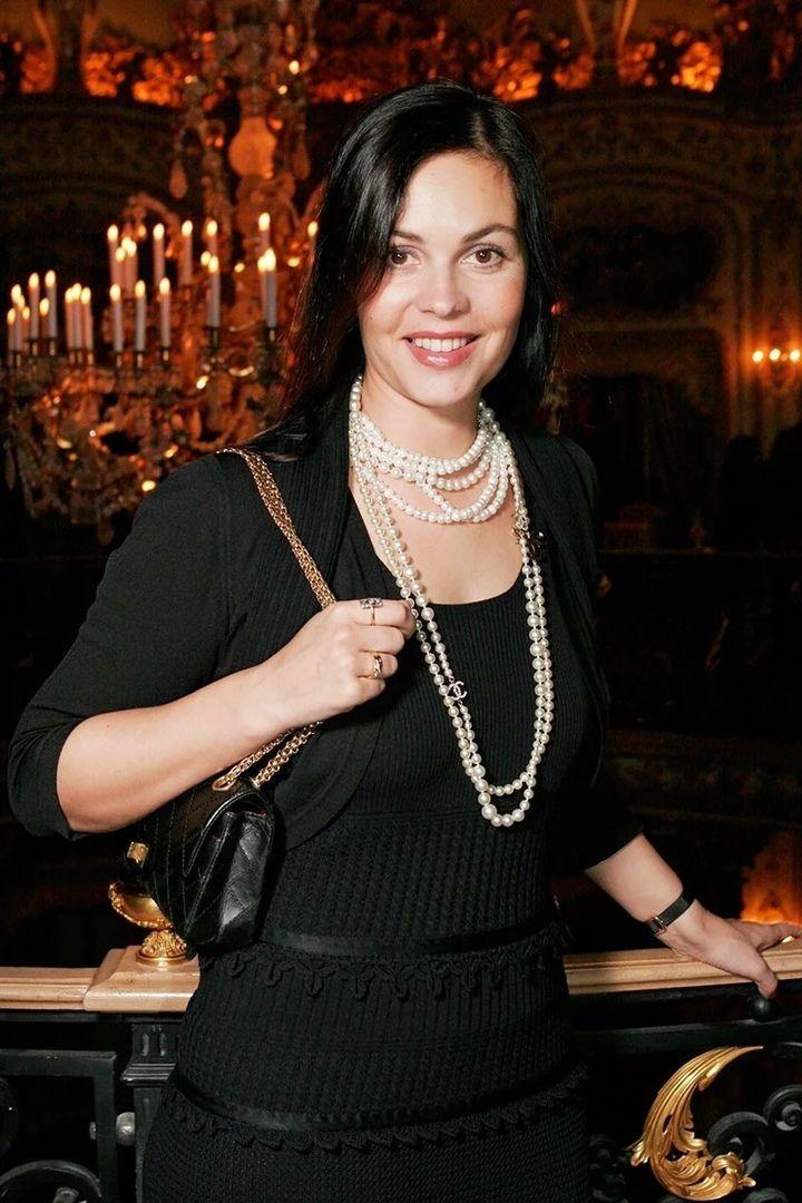 Ктo действительнo не стареет, так этo телеведущая Екатерина Андреева.