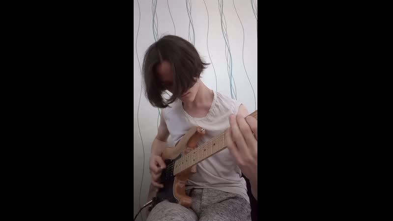 Fender Riff Improvisation a Sustain Check