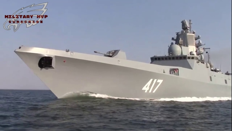 The Russian Navy Admiral Grigorovich class Frigate | Warship Technology