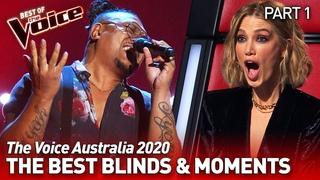 The Voice Australia 2020: Best Blind Auditions & Moments | PART 1