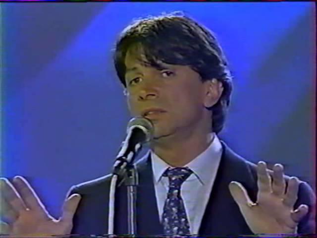 Herve Vilard Mourir ou vivre Succes Fous 1989