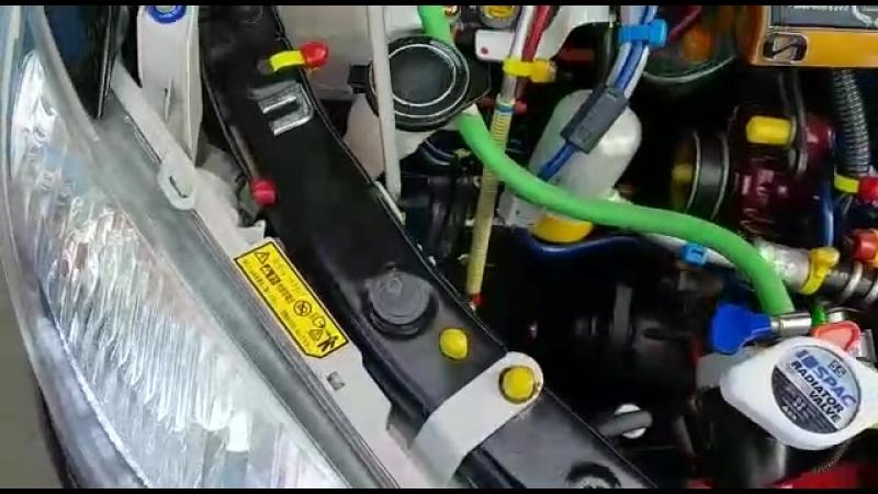 Очередной автоманьяк