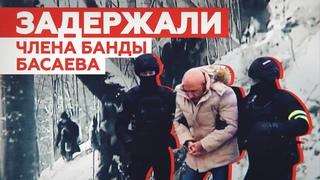 Задержание участника банды Басаева, подозреваемого в нападении на псковских десантников в Чечне