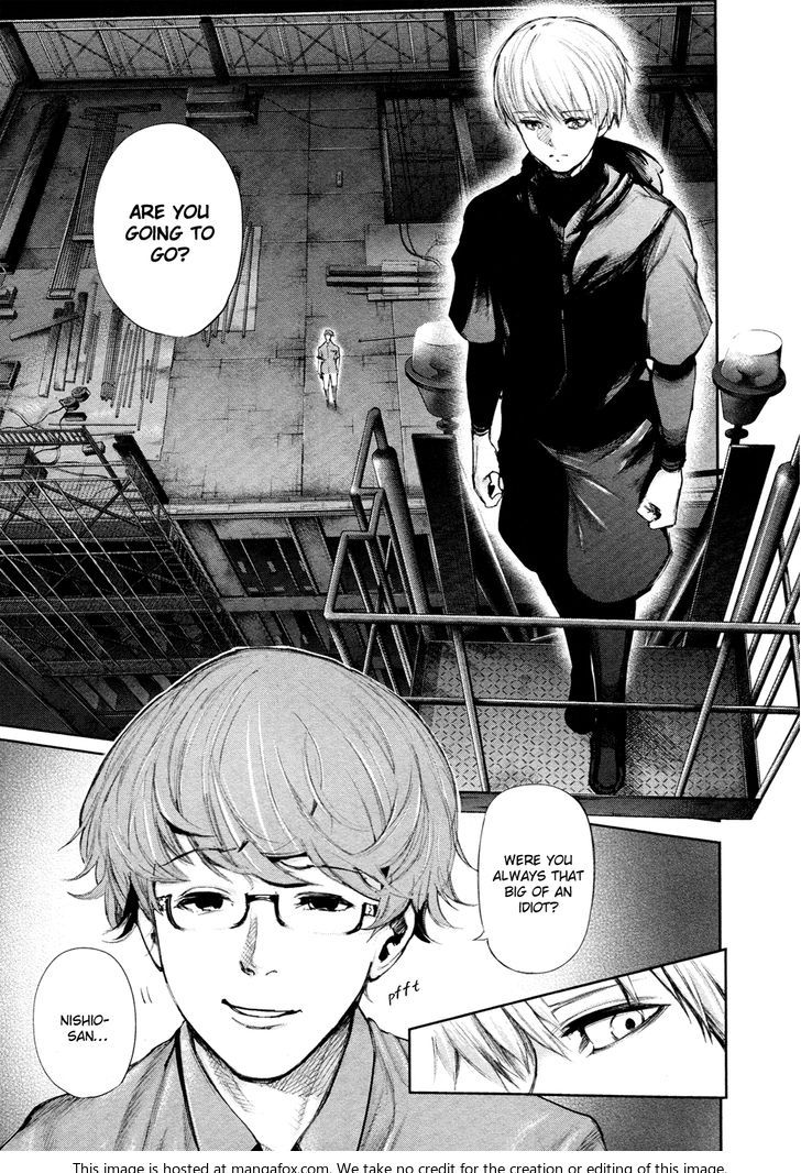 Tokyo Ghoul, Vol.13 Chapter 128 Anticipation, image #3