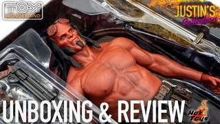 Hot Toys Hellboy Unboxing & Review