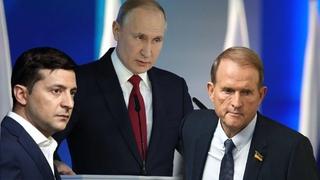 Как ответит Путин на уничтожение влияния своего доверенного лица или Медведчук и любимые жены падиша