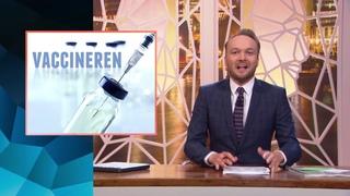 О пользе прививок — Голландское телешоу Zondag met Lubach [2016]